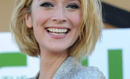 Chic Blonde Bob Haircuts