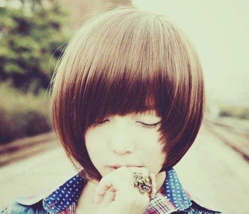 Nice Chinese Bob Haircut