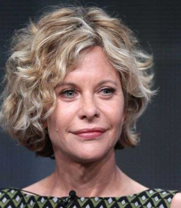 Curly Bob Thick Hairstyles for Older Women