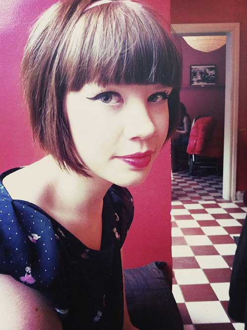 Girls Bob Haircut