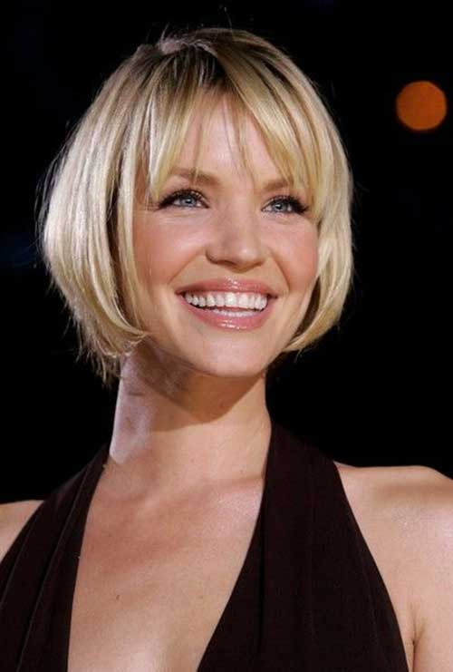 Images for Short Blonde Bob Hairstyles