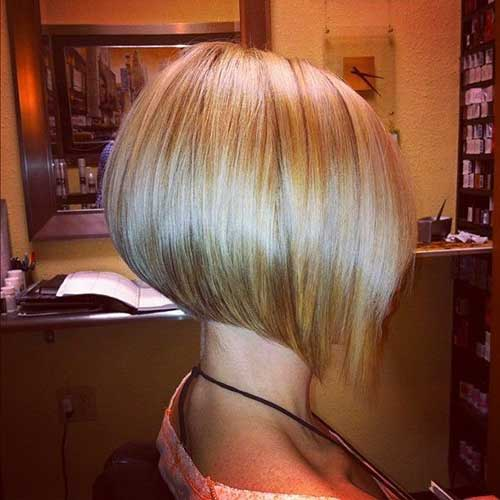 Nice Inverted Bob Hair Style