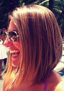 Inverted Cut New Bobs Hairstyles