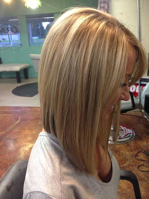 Best Inverted Long Bob Hairstyles