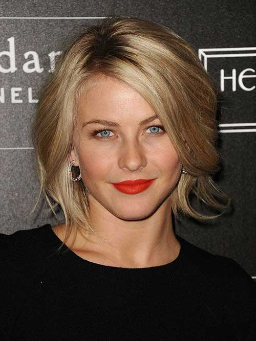 Best Julianne Hough Modern Bob Hairstyles
