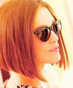 Keira Knightley Inverted Bob Haircuts