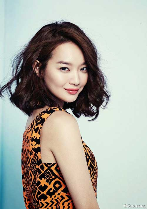 Korean Long Bob Haircut