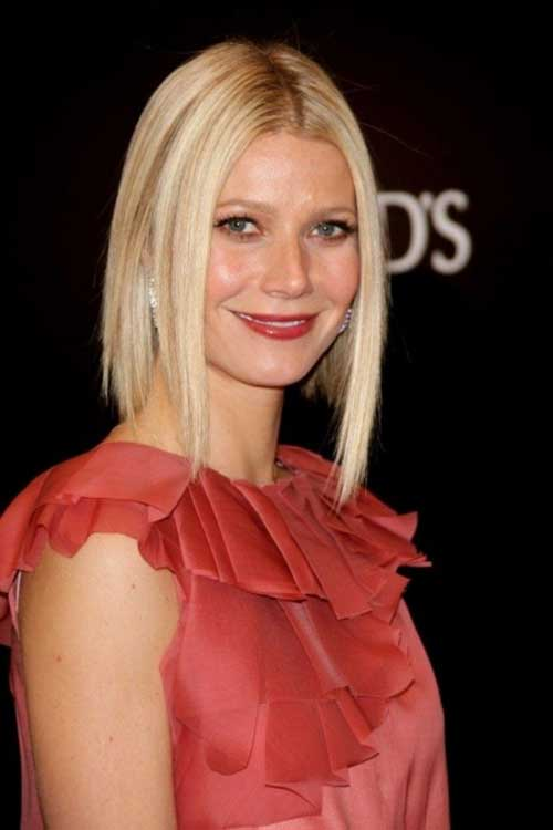 Ladies Long Bob Hairstyles Pictures