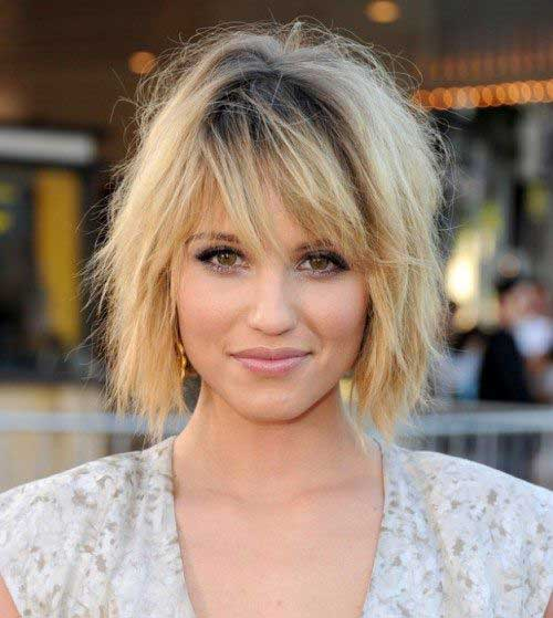 Modern Choppy Bob Haircuts