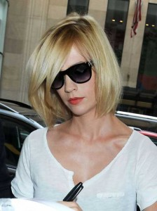 Pics Of Blonde Bob Hairstyles