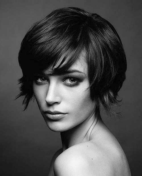 Best Pixie Bob Hairstyle For Oval Face