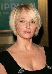 Short Blonde Bob Hairstyles for Women Over 50