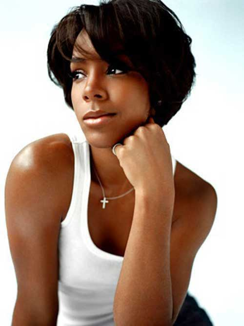 Short Cut Bob Hairstyles for Black Women
