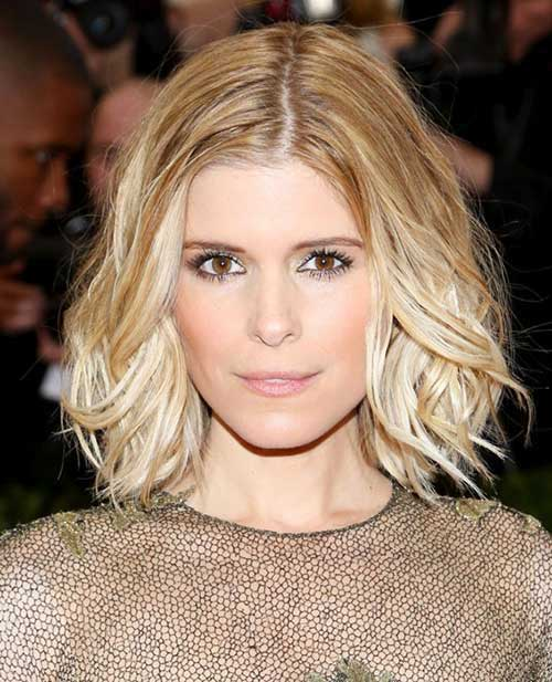 Short Hair with Blonde Ombre Bob Hairstyles