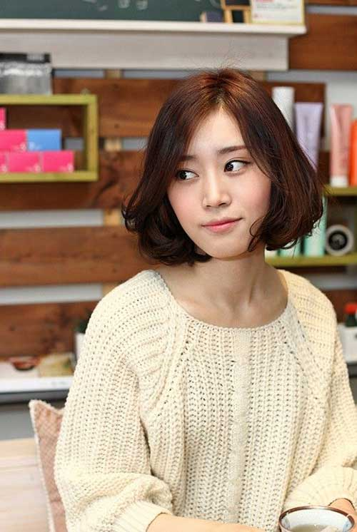 Stylish Korean Bob Hairstyles