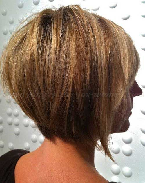Trendy Concave Bob Hairstyles