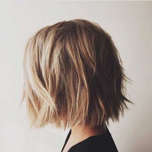 Trendy Choppy Bob Haircuts