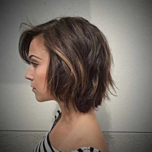 Trendy Highlighted Bob Hairstyles