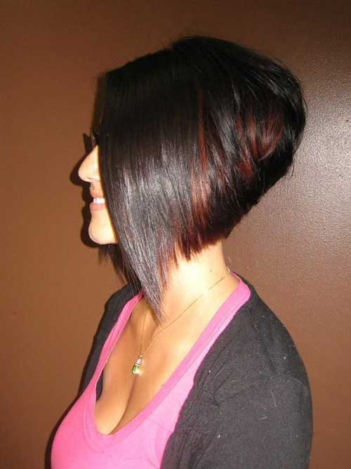 25 Trendy Bob Haircuts Hairstyles 2017 Short A Line Stacked