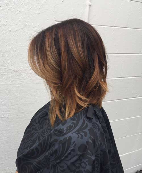 Highlighted Bob Hair-10