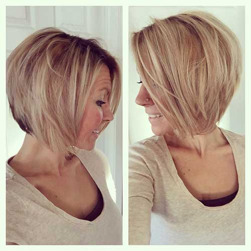 Highlighted Bob Hair-14