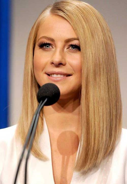 Blonde Long Bob Hair Color Ideas