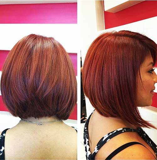 bob haircuts for thick hair stylish bob haircuts for thick hair bob hairstyles 2018 1220