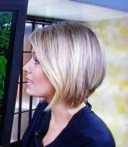 Classy Bob Hairstyle 2015