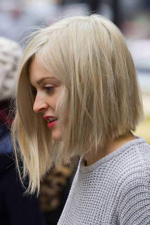 Best Inverted Asymmetrical Bob Cut