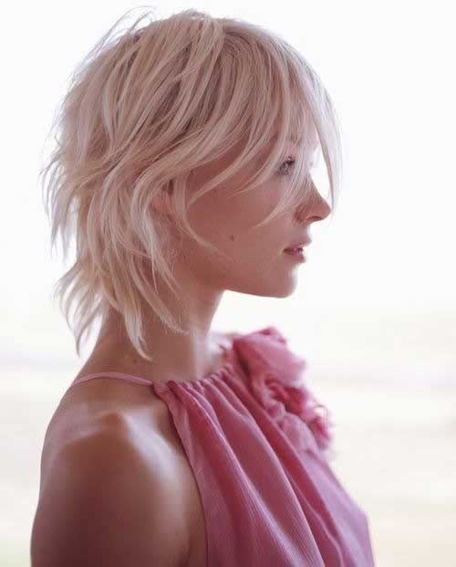 Cute Layered Bob Haircuts For Thin Hair