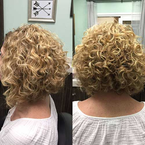 Curly Bob Hairstyles For Stylish Ladies Bob Hairstyles
