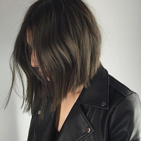 Razor Cut Hair