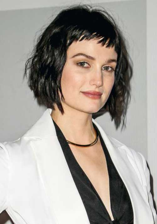 Celebrities with Bob Haircuts-8