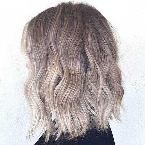 30 Blonde Long Bob Hair Bob Hairstyles 2018 Short