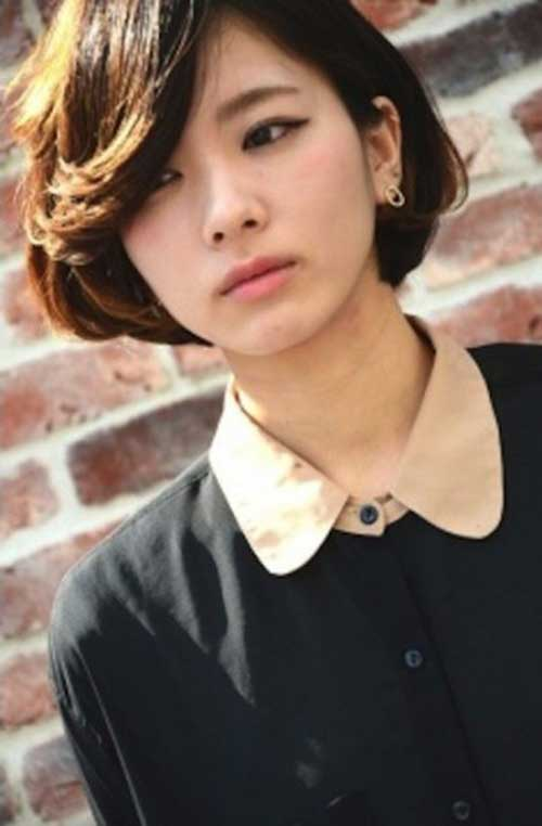 Best Asian Bob Haircut