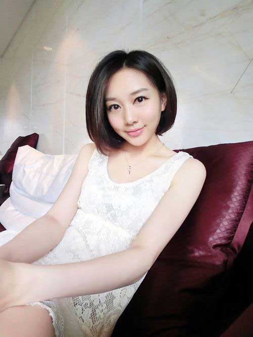 Cute Asian Hair Bob