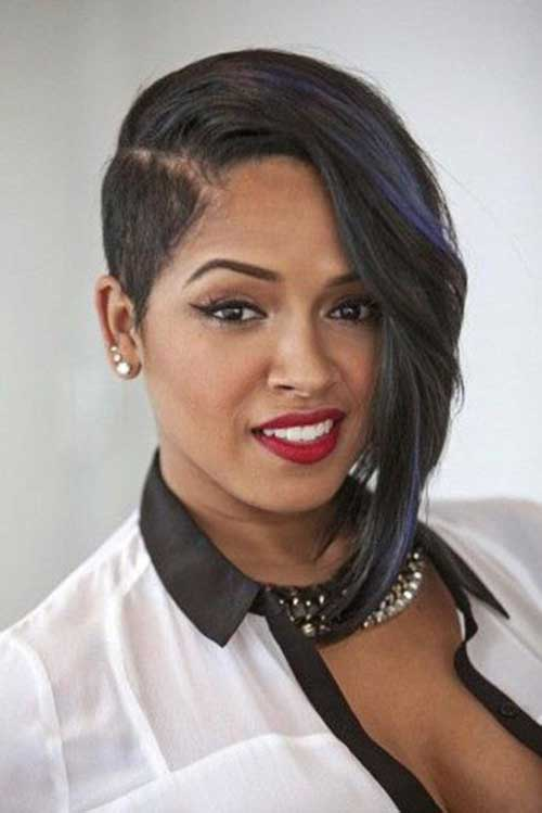 Best Asymmetrical Bob for Black Women