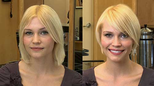 Best Bobs for Fine Blonde Hair