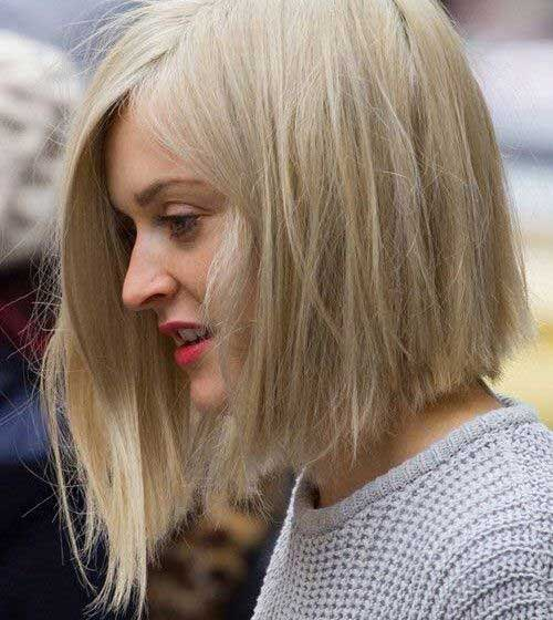 Latest Blunt Bob Hairstyles