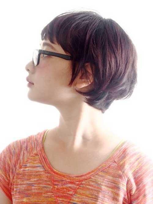 Casual Bobs Hair 2015