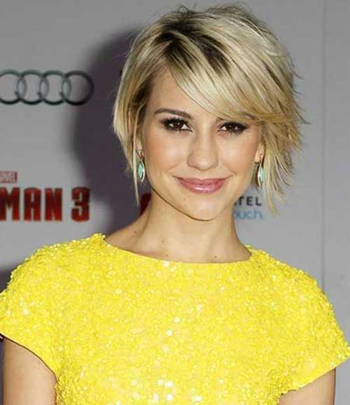 Short Bob Hair with Bangs