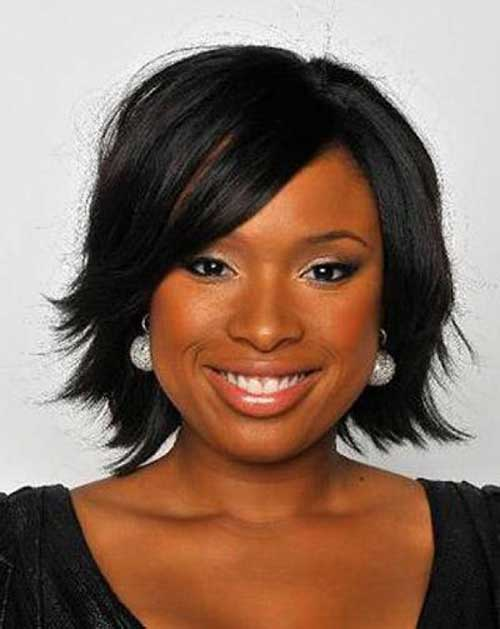 short bob haircuts for black hair 25 bob hairstyles for black bob hairstyles 1519 | Choppy Short Bob Hairstyles for Black Women