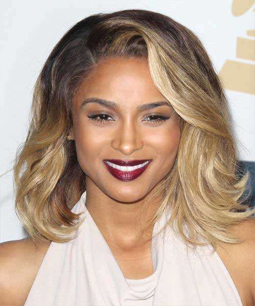 Ciara Short Long Bob