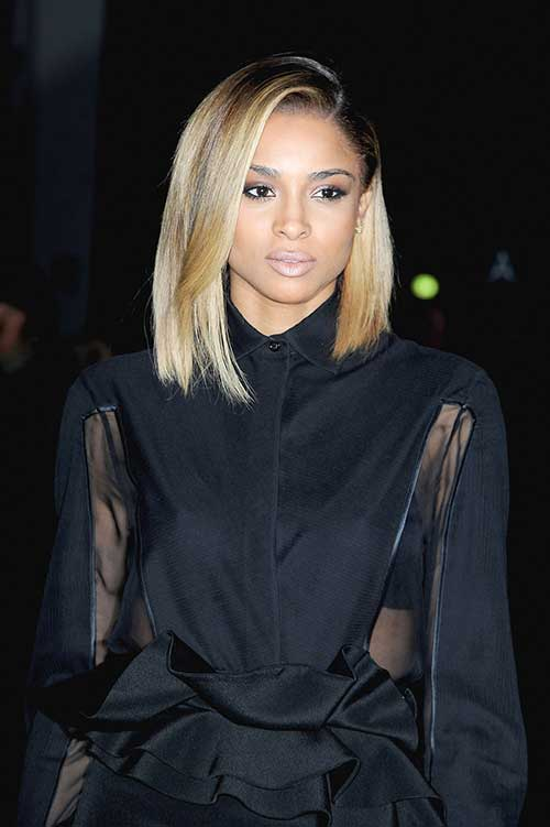 Ciara Shoulder Straight Long Bob Hair