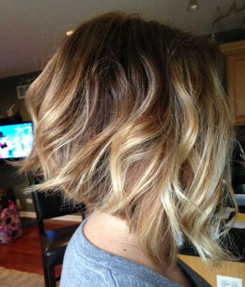 Best Curly Inverted Bob Haircuts