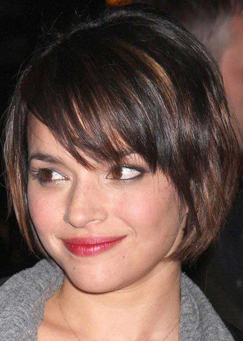 Cute Easy Layered Bob Hairstyles