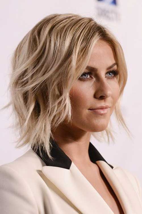 Edgy Inverted Bob Styles
