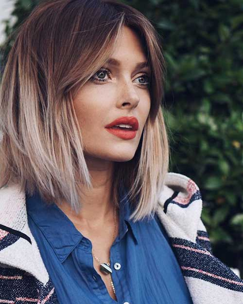 Hair Color Ideas for Bob Hairstyles