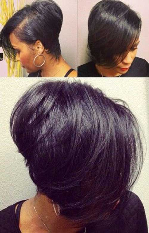 Nice High Low Bob Hairstyles