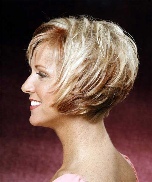 High Low Graduated Bob Haircuts
